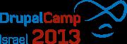 drupal camp 2013 logo