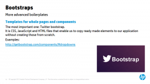 Bootstrap הסבר