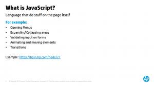 JavaScript - הסבר